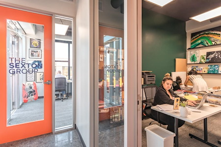 Novel Coworking Gaslamp - 3-4 Person Office #303