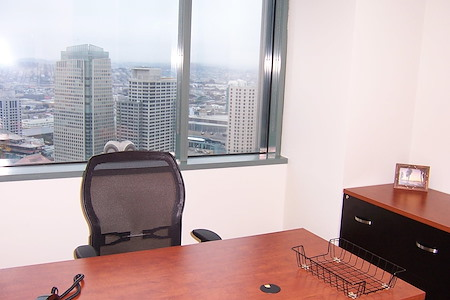 (OSS) One Sansome - Private Office Space for 10 People