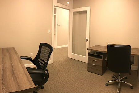 Work Local - Interior Double Office