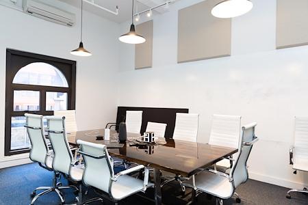 Venture Commercial - Tech Startup Sublease