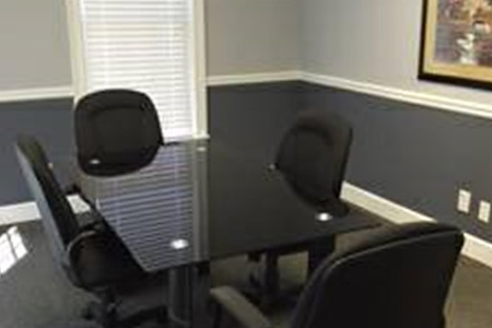 Neutral Offices - Conference Table and Desk Office