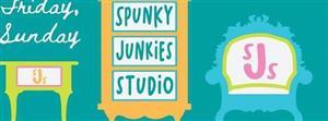Logo of The Spunky Junkies Studio