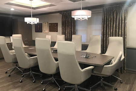 The (Co)Working Space in East Brunswick - Conference Room