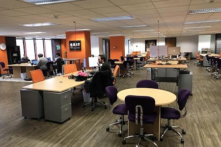 Brix Coworking Downtown - Hot Desks (Flex Desks)