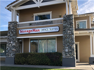Logo of Storage Max Office Suites