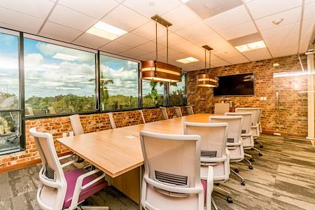 Quest Workspaces Plantation - Boardroom
