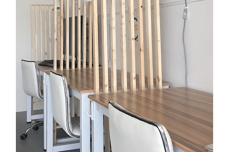 Coastal Coworking - Coastal Coworking, permanent desk