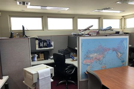 Travel Merchants - Dedicated Desk 1