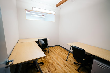 Coalition Space | Boston - Private Office for 3