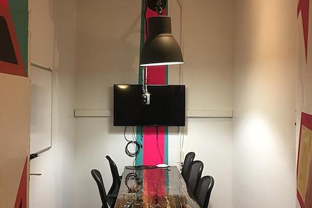 FOCUS Innovation Studio - Frank Stella Conference Room