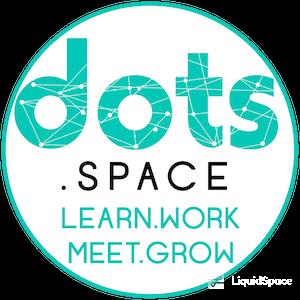 Logo of dots SPACE - Culver City