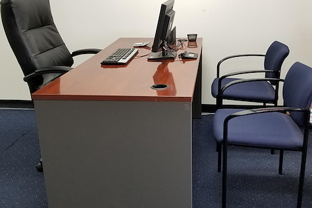 Liberty Tax Service - Dedicated Desk 1