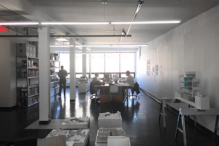 Only If - Open Plan Office