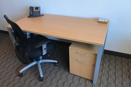 Regus - Wilshire Beverly - Dedicated Desk 1