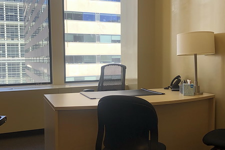 Intelligent Office Philadelphia - Windowed Office #4