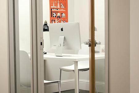 Chen Design Associates - Private Office in Uptown Oakland