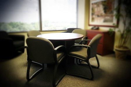 AMG Corporate Offices - Chesterfield - Small Conference Room