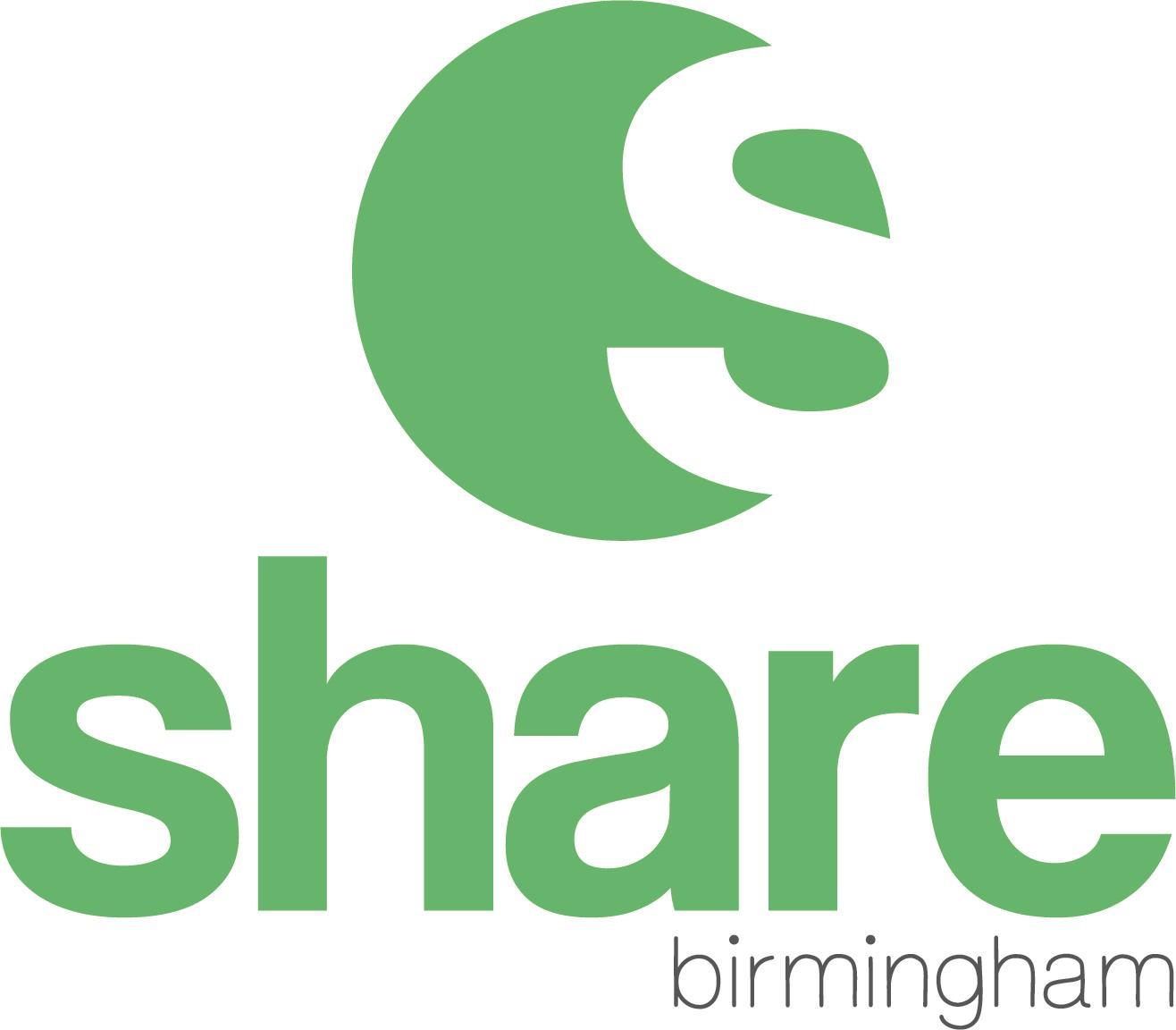 Logo of Share Birmingham's