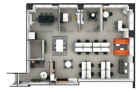 Billingsley | One Arts Plaza - Suite 730 - altSpace