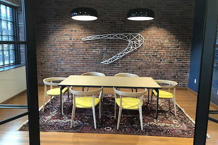 Capital One Café  - South Lake Union - Meeting Room 3