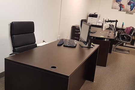 BTAM - Dedicated Desk 1