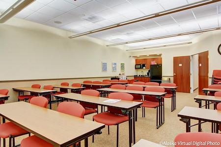Alaska Co:Work / Northern Trust Real Estate Building - Large Training / Event Room