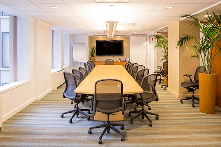 Carr Workplaces - Financial District - The State Board Room