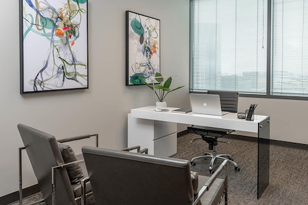 WORKSUITES | Houston Galleria - Suite #248