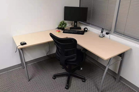 CHANG LIU's - workstation 1