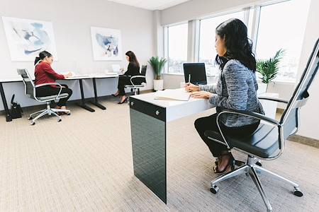 WORKSUITES | Houston Galleria - WINDOW OFFICE | 1-3 PEOPLE