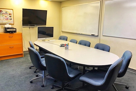 Media Policy Center - Conference Room in Shared Office