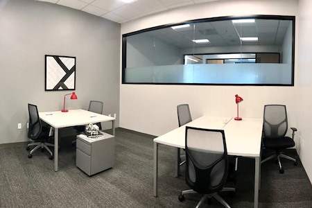 Regus | Spaces @ North First - Full time private office-5