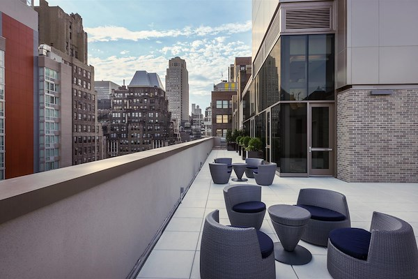 Homewood Suites by Hilton Manhattan/Times Square South - Homewood Rooftop Lounge