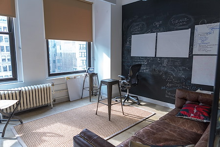 Office Space-200 W. - Office - Workshop