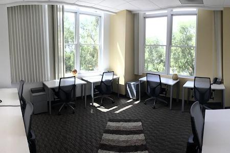 Ladera Corporate Terrace - Dedicated Desk 1