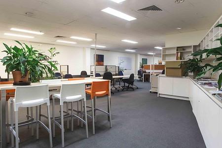 Coles' Solutions Experts - Open Desk 1