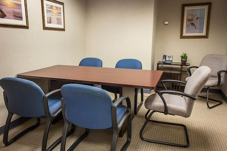 Town Center Office Suites - Columbus Street Conference Room