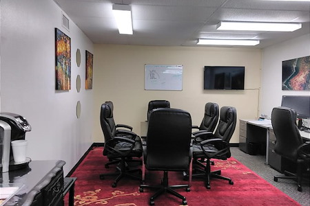 USA COMMERCIAL, LLC/Mortgage Mavens, LLC - CONFERENCE ROOM RENTAL-DOWNTOWN ST PETE