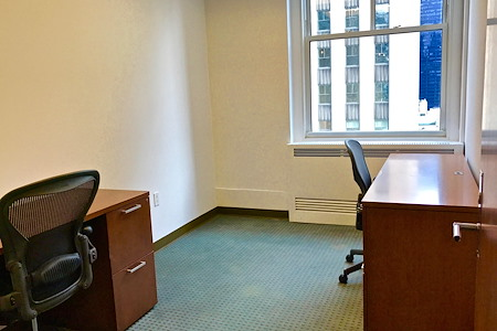 Rockefeller Group Business Centers-45 Rockefeller Plaza - Office 35