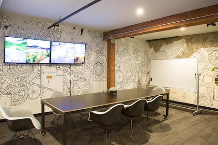 Kiva Cowork - Tech Conference Room