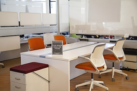 Fueled Collective – Minneapolis Downtown - Small Semi-Private Office