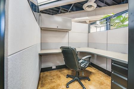 Irvine Office & Storage - Dedicated Desk