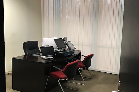Newport Gateway - Suite #280 - Furnished Window Office