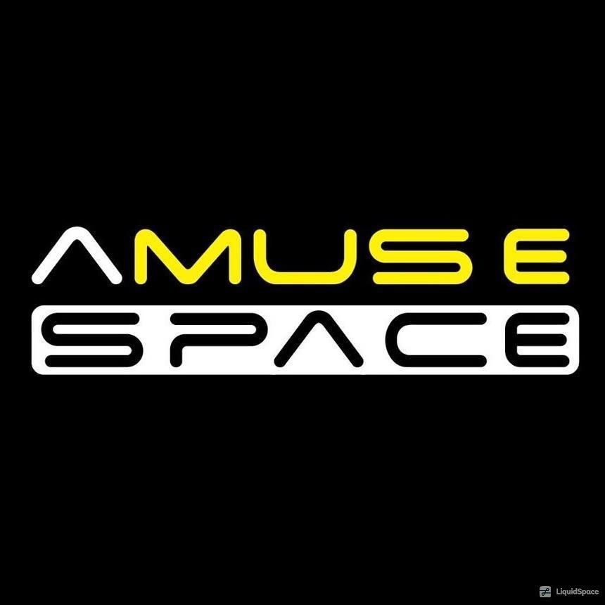 Logo of AMUSE Space