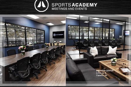 Sports Academy - Multi-Purpose Conference Center