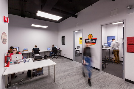 Novel Coworking Cathedral Square - Suite 500A