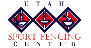 Logo of Utah Sport Fencing Center