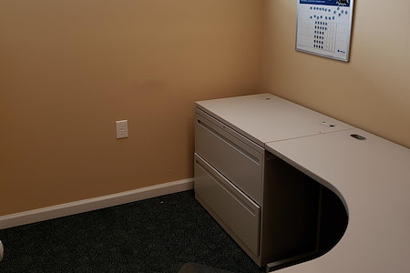 Stage2 Offices | Woodman - Small Office