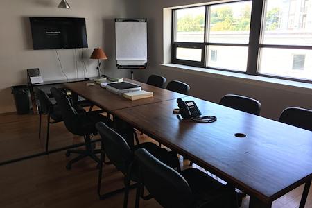 WorkSpace on Bridge - Conference Room
