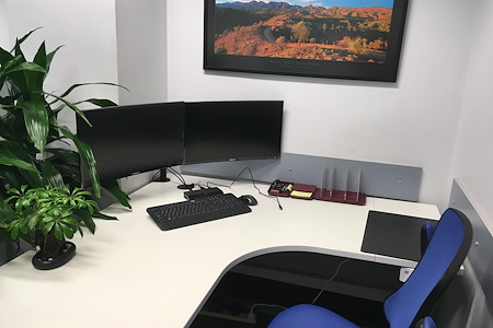 The Computer Department - WorkSpace 1 - Highly Effective People